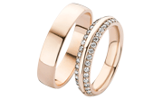Prijzen van trouwringen - Circles