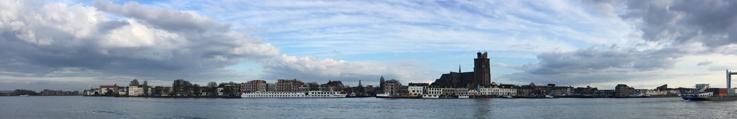 Circles trouwringen - uitzicht Dordrecht